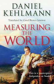 Daniel Kehlmann measuring the world